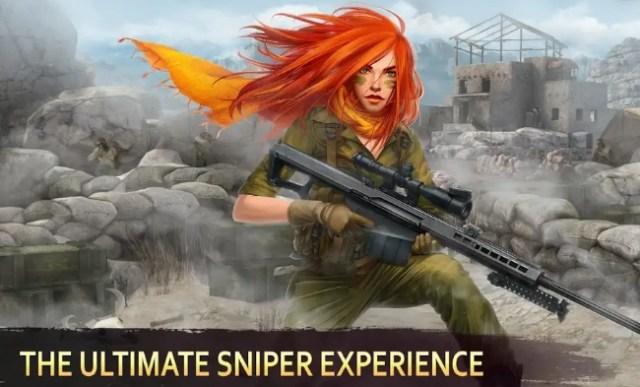 Sniper Arena MOD APK
