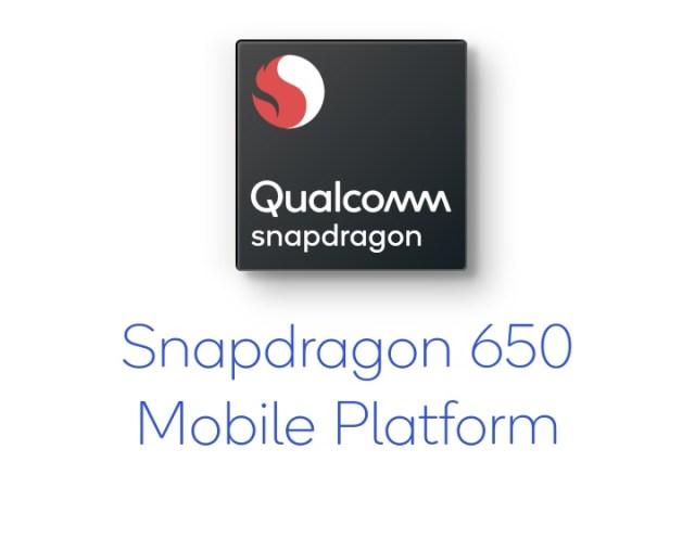 Qualcomm Snapdragon 650 MSM8956