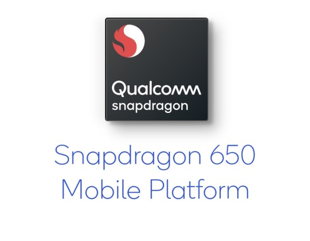 Qualcomm Snapdragon 650 MSM8956