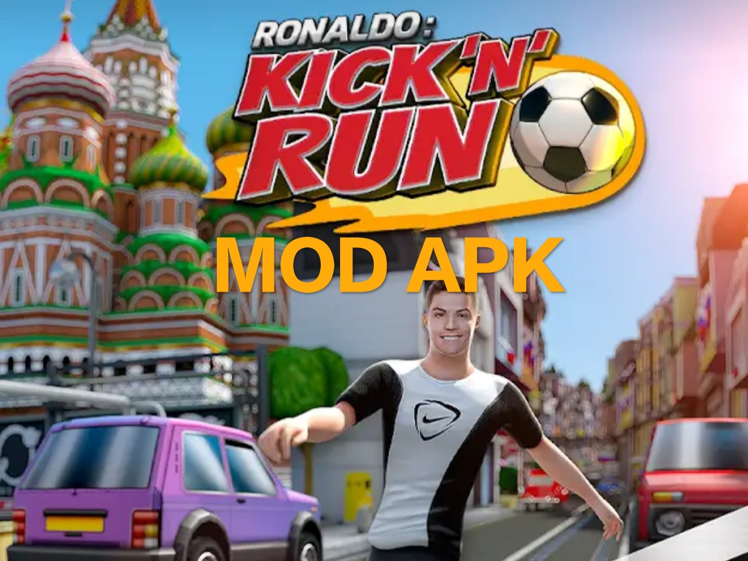 Cristiano Ronaldo: Kick'n'Run MOD APK