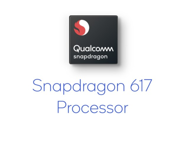 Qualcomm Snapdragon 617 MSM8952
