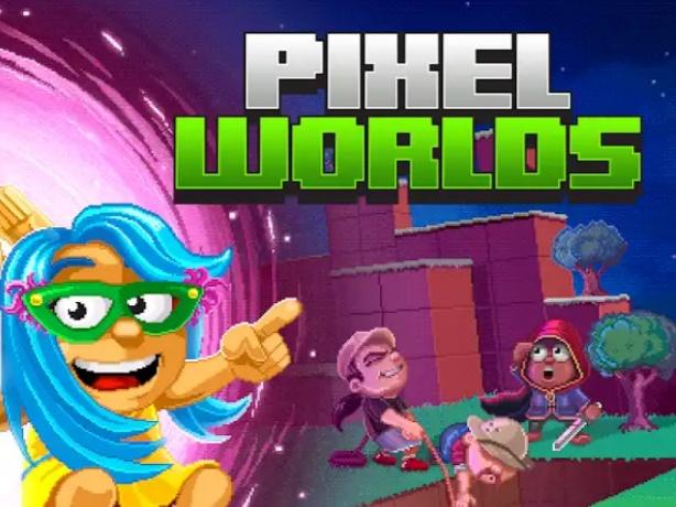 Pixel Worlds: MMO Sandbox MOD APK