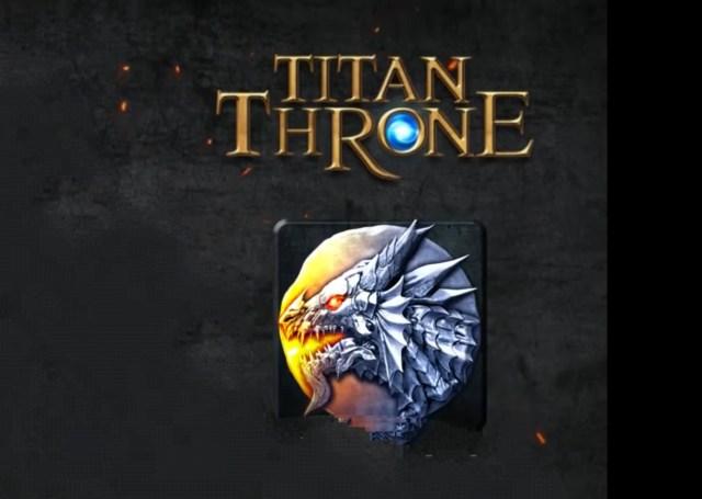 Titan Throne MOD APK