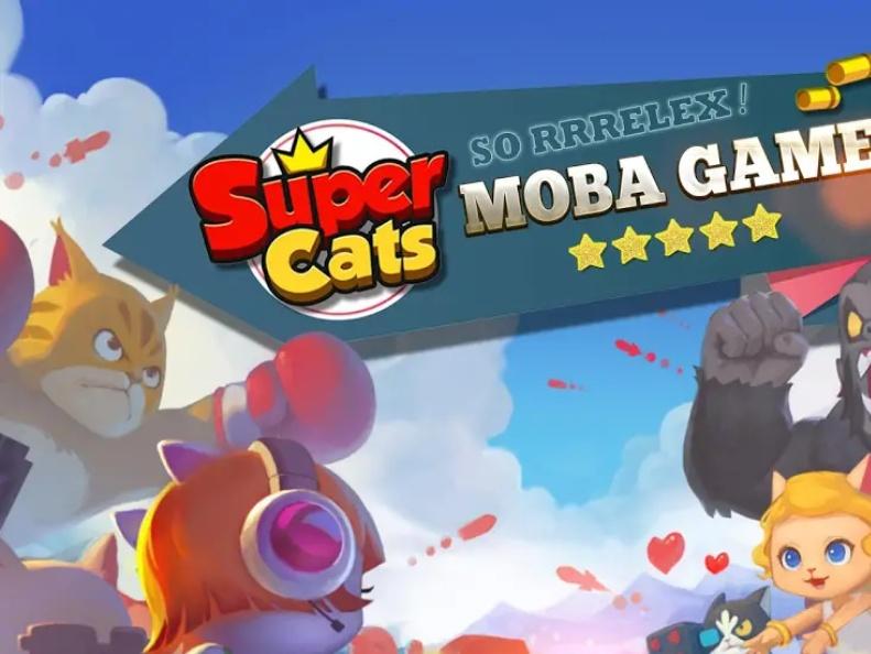 Super Cats MOD APK Hack Cheats Unlimited Money