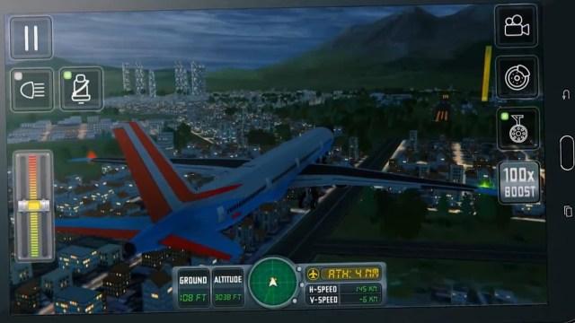 Flight Sim 2019 MOD APK