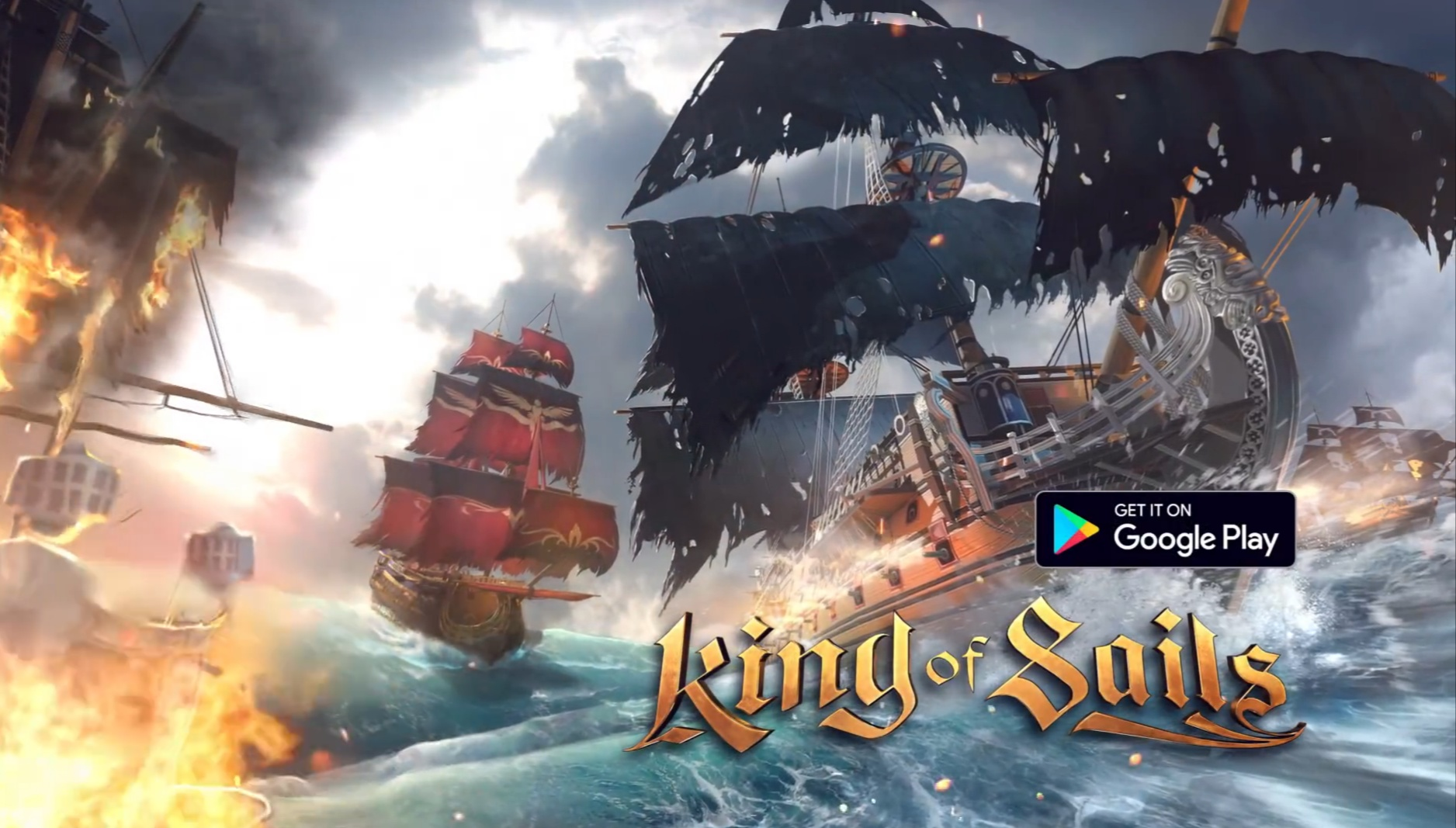 King of Sails MOD APK