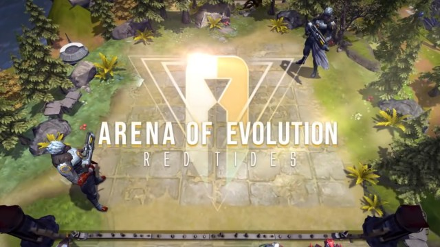 Arena Of Evolution: Red Tides MOD APK