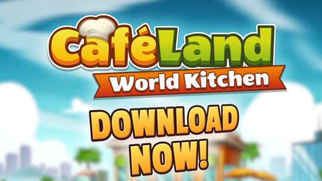 Cafeland MOD APK