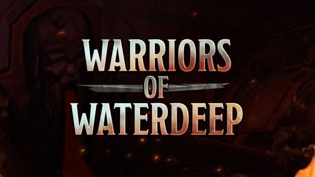 Warriors Of Waterdeep MOD APK
