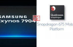Samsung Exynos 7904 Vs Qualcomm Snapdragon 675