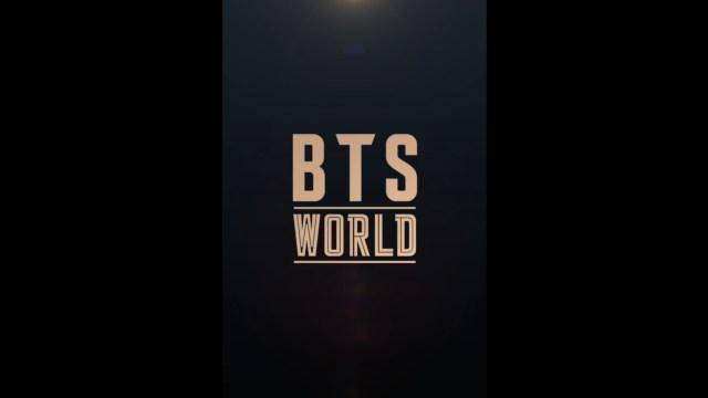 BTS WORLD MOD APK