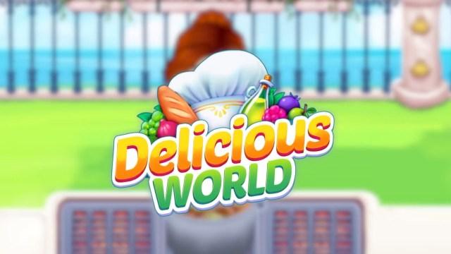 Delicious World MOD APK