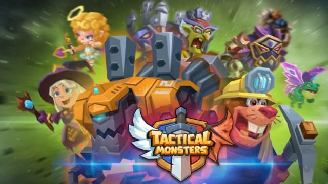 Tactical Monsters Rumble Arena MOD APK