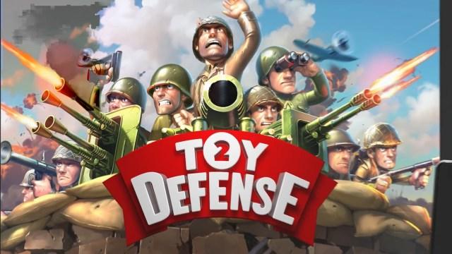 Toy Defence 2 - Tower Defense MOD APK