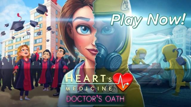 Heart's Medicine Doctor's Oath MOD APK
