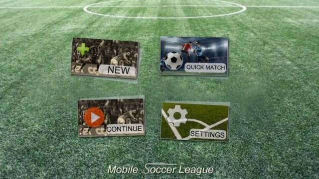Mobile Soccer League MOD APK
