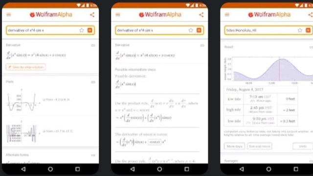 WolframAlpha Premium MOD APK