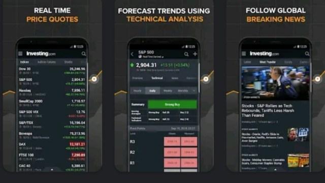 Investing.com Premium MOD APK