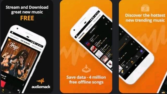 Audiomack Premium MOD APK