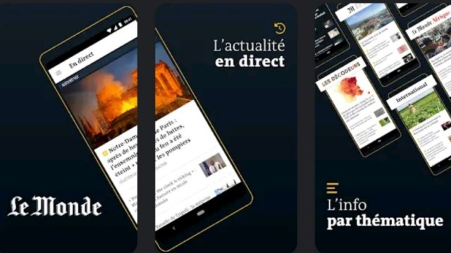 Le Monde Premium MOD APK