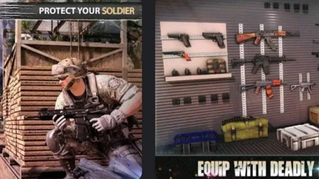 Real Commando Secret Mission MOD APK