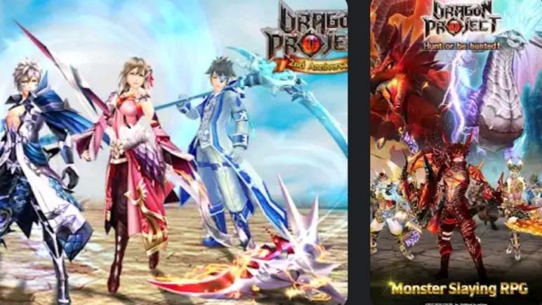 Dragon Project MOD APK