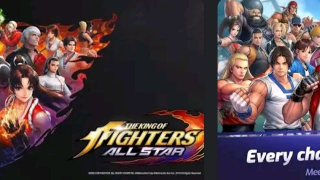 The King of Fighters ALLSTAR MOD APK