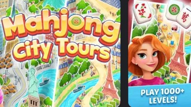 Mahjong City Tours MOD APK