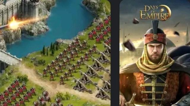 Days of Empire MOD APK