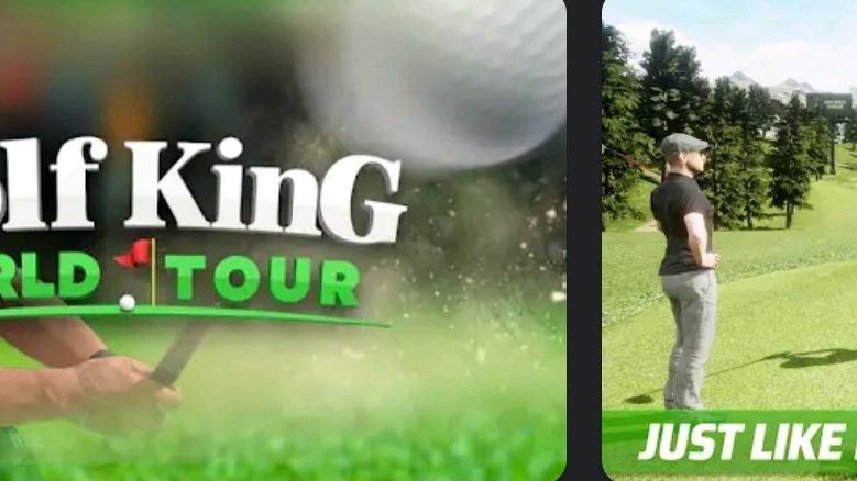 Golf King - World Tour MOD APK