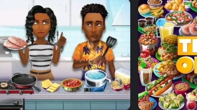 Virtual Families: Cook Off MOD APK