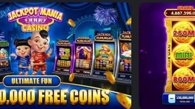 Jackpot Mania - DAFU Casino MOD APK