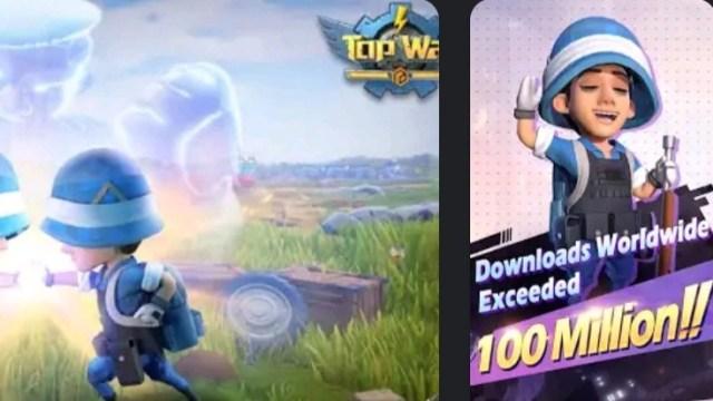 Top War: Battle Game MOD APK