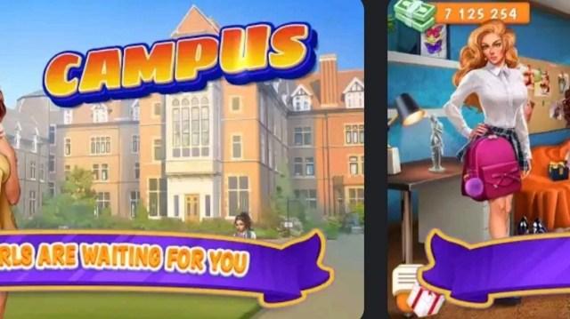 Campus Date Sim MOD APK