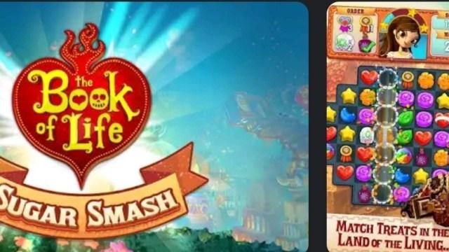 Sugar Smash: Book of Life MOD APK