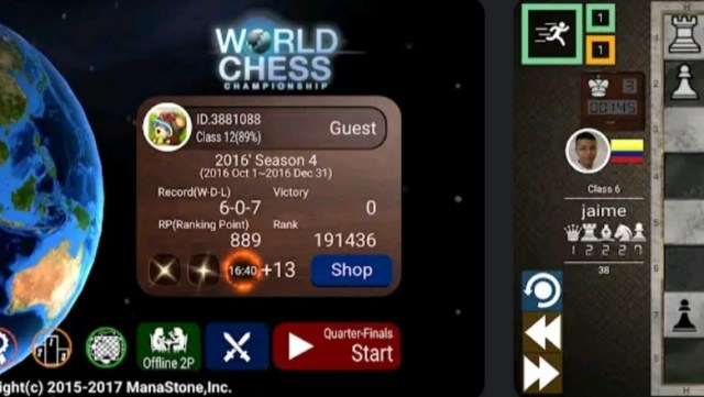 World Chess Championship MOD APK