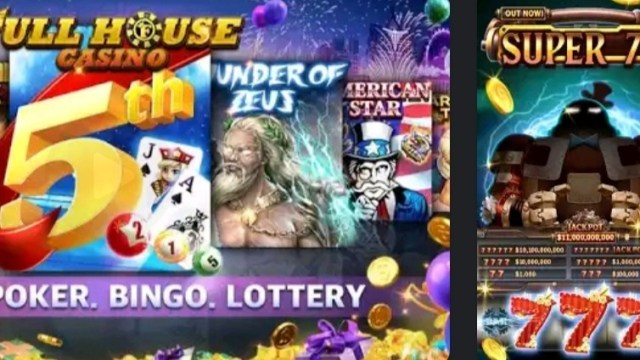 Full House Casino MOD APK