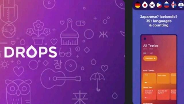 Drops Language Premium MOD APK