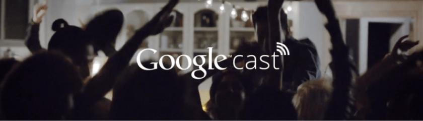 google cast audio