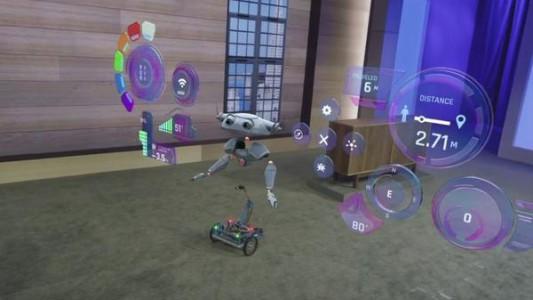HoloLens Roboter