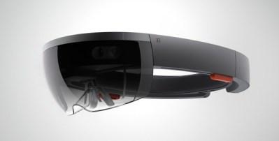 microsoft hololens ar headset glasses