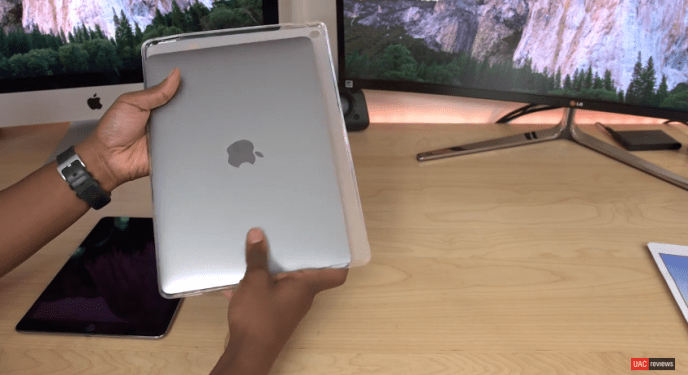 ipad pro unter macbook
