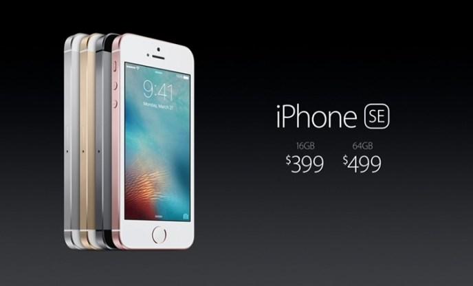 Apple iPhone 5SE (2)