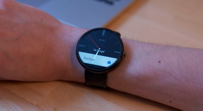 Rechner Android Wear