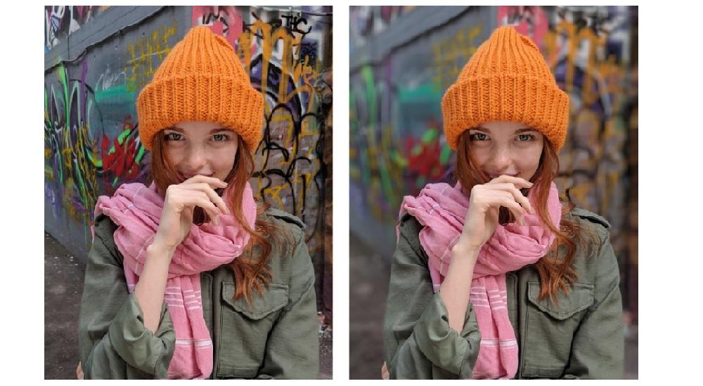 Google Fotos für iOS bietet jetzt auch Tiefeneinstellung und Color Pop an
