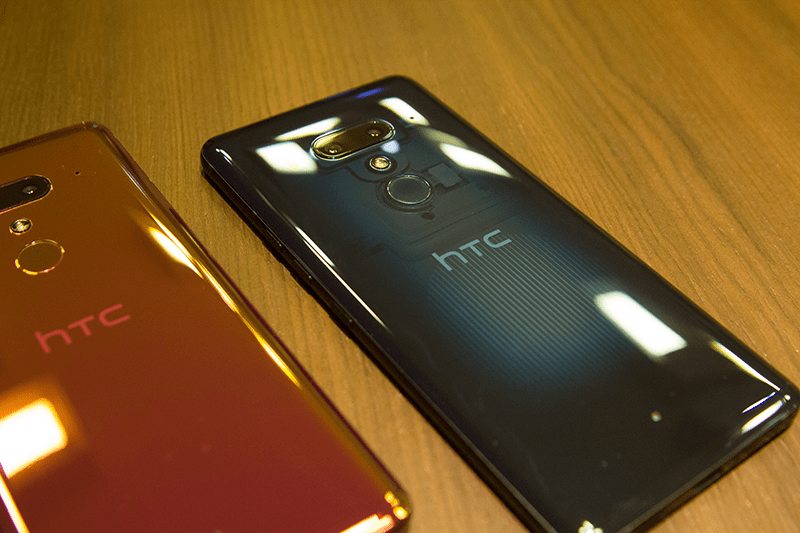 HTC U12+ Hands On
