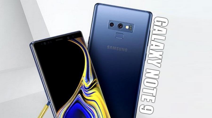 Das ist der beste Blick auf das Samsung Galaxy Note 9 bisher