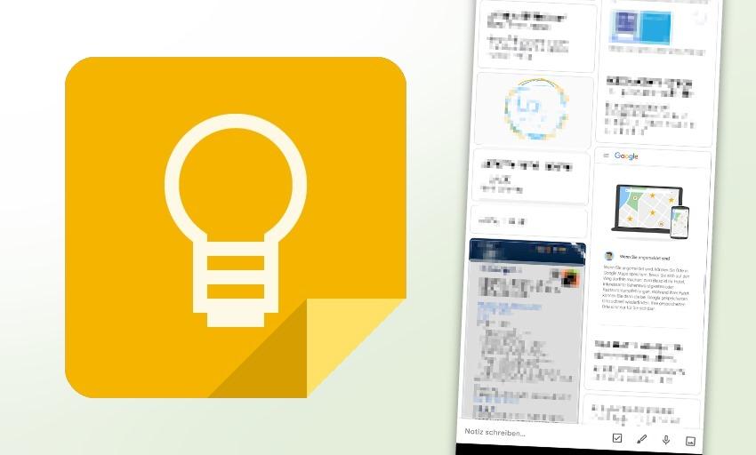 [APK Download] Google Notizen bekommt als nächstes Material Design Update