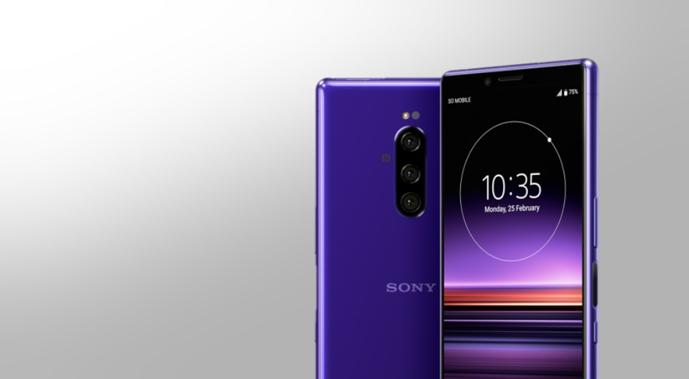 Sony Xperia 1: weiteres Gerät mit 21:9 geleaked, 4K-Display an Bord
