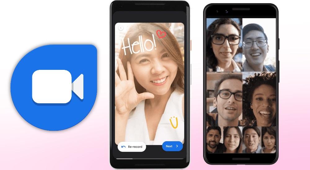 Google Duo: jetzt mit personalisierten Videonachrichten und Gruppenanrufen
